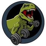Big Gun T-rex