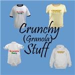 Crunchy (Granola) Stuff