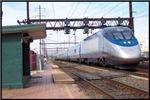 Amtrak Acela 2016 , High Speed Train Set