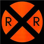 Advance RailRoad Crossing Sign