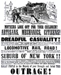 RAILROAD OUTRAGE