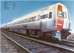 Amtrak Budd Metroliners