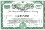 Pennsylvania Railroad 1959 Stock Certificate