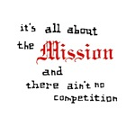 All About the Mission