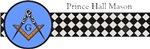 Prince Hall Masonic Banner