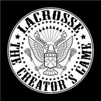 Lacrosse - The Creator's Game - Eagle