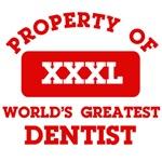 Property of Dentist