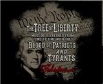 The Tree of Liberty - Jefferson