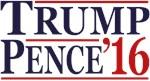 Retro '84 Style Trump Pence 2016