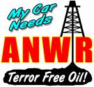 ANWR - Terror-Free Oil!