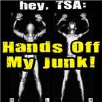 Hands Off My Junk!