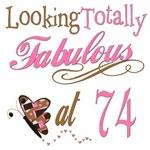 Fabulous 74th
