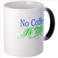 No Coffee, No Talkie