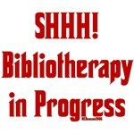 SHHH! Bibliotherapy in Progress