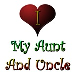 Aunt and Uncle Love Me