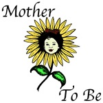 Mother To Be Baby Flower