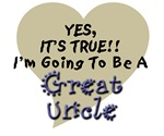 True Great Uncle To Be