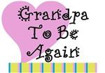 Grandpa To Be Again Stripes