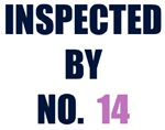 HUMOR/Inspected by No. 14