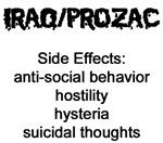 MILITARY/IRAQ/PROZAC