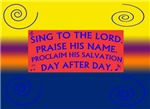 RELIGION/SING TO THE LORD