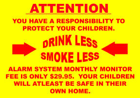 BABY/KIDS/FAMILY-ATTENTION-PROTECT YOUR CHILDREN