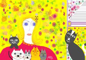 PETS/CAT LADY