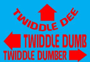 HUMOR/TWIDDLE DEE