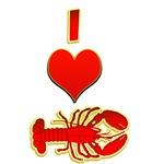 I Heart Lobster