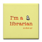 librarian pick up line - shut up!