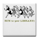 Run to your Library