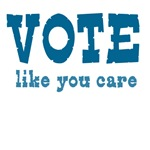 VOTE like you care