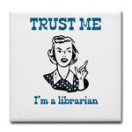 Trust Me I'm a Librarian