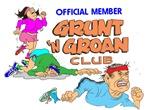 GRUNT 'N GROAN CLUB