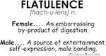 Meaning of Flatulence
