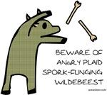 Plaid Wildebeest