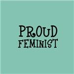 Feminist buttons
