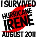 I SURVIVED IRENE 2011
