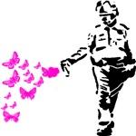 Casually Pepper Spray Cop