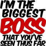 biggest boss seen