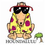 Houndalulu t-shirt