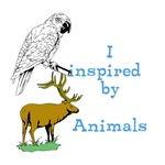 I inspired by animals