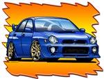 Subaru WRX designs