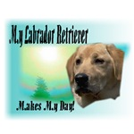 <h5>My Labrador Retriever Makes My Day</h5>