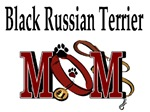 Black Russian Terrier Mom