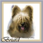 Briard Dog Breed Gifts / Merchandise
