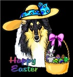 Happy Easter Collie