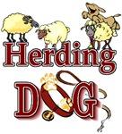 Herding Dog T-shirts