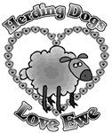 Herding Dogs Love Ewe