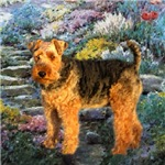 Welsh Terrier Gifts of Art